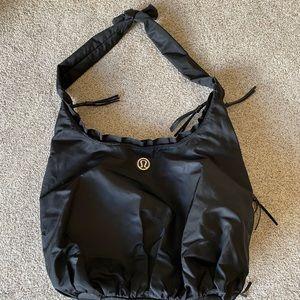 Lululemon yoga/gym bag